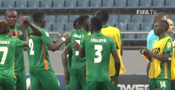 خلاصه بازی ایران 2-4 زامبیا