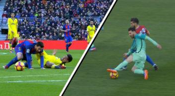 ستاره بارسلونا مسی دایو را نمی شناسد