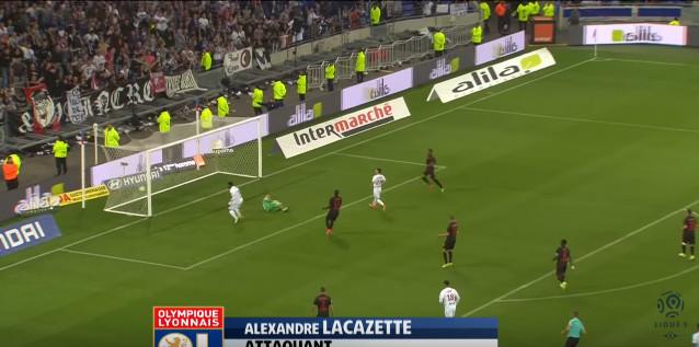 برترین گل های لوشامپیونه فرانسه هفته 38 ؛ پارس فوتبال اولین خبرگزاری فوتبال ایران
