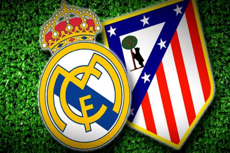 لیگ قهرمانان اروپا پیش نماش بازی رئال مادرید در مقابل اتلتیکو مادرید ؛ دانلود رایگان