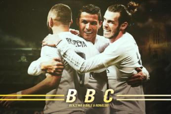 گل های فاز هجومی رئال مادرید 2016/2017
