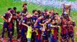 فینال های بارسلونا در لالیگا