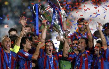 پیروزی دراماتیک بارسلونا مقابل آرسنال در لیگ قهرمانان اروپا