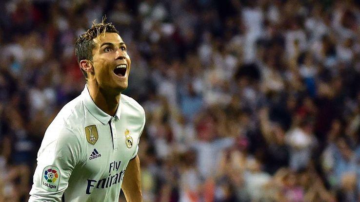 رونالدو: هیچ کس در منچستر برای من سوت نمی زد ؛ رئال مادرید همیشه بخت اول قهرمانی است