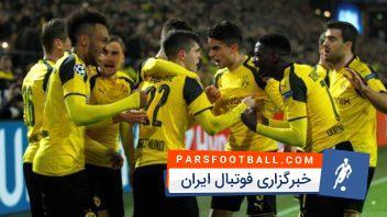مروری بر عملکرد دورتموند در لیگ قهرمانان اروپا 2016/2017