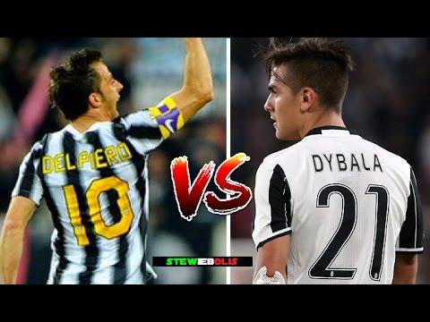مقایسه دو ستاره یوونتوس دیبالا در برابر دل پیرو؛ پارس فوتبال اولین خبرگزاری فوتبال ایران