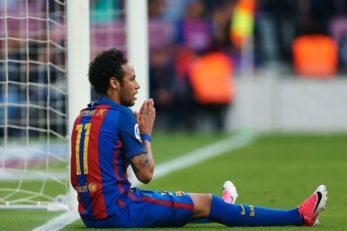 عملکرد نیمار بازیکن بارسلونا در دیدار برابرایبار