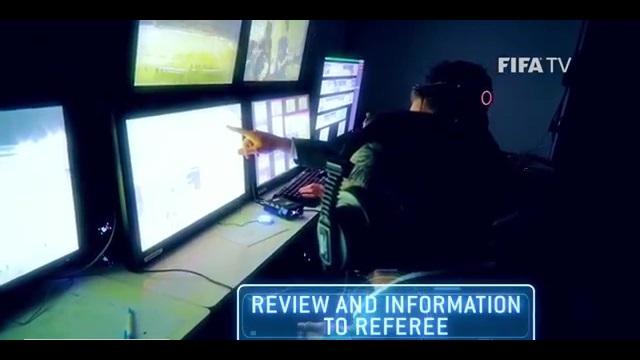 فیلم ؛ نحوه جالب از عملکرد سیستم کمک داور ویدیویی ؛ پارس فوتبال