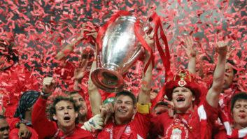10 بازی هیجان انگیز لیورپول در لیگ قهرمانان اروپا