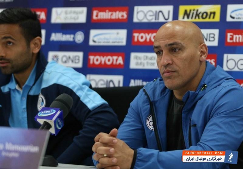 علیرضا منصوریان باز هم مذاکره با بازیکنان جدید را تکذیب کرد