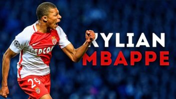 26 گل امباپه برای موناکو 2016/2017