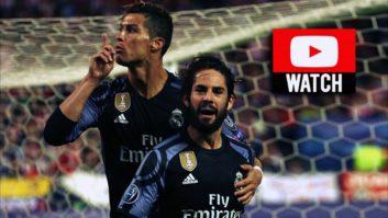 مهارت های ایسکو و رونالدو دو ستاره رئال مادرید 2017