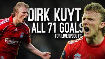 71 گل درک کویت برای لیورپول