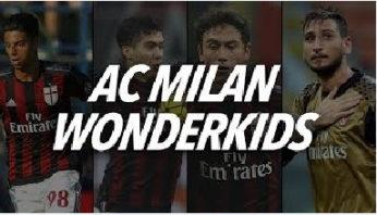 5 ستاره آینده دار باشگاه آث میلان