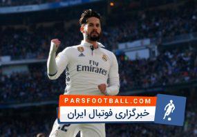 عملکرد ایسکو بازیکن رئال مادرید مه 2017