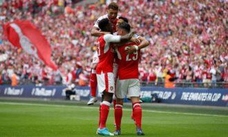 آرسنال موفق شد با ارائه یک بازی برتر، با نتیجه 1-2 چلسی را مغلوب کرده و فاتح جام حذفی انگلیس شود.