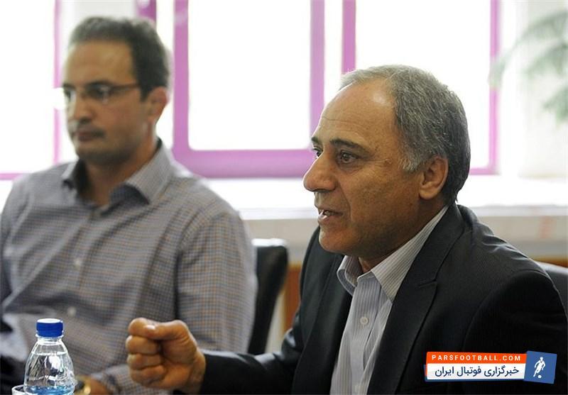علیرضا رحیمی : استعفا ندادهام که امتیاز بگیرم | خبرگزاری فوتبال ایران
