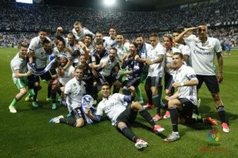ویدئویی به مناسبت سی و سومین قهرمانی رئال مادرید در لالیگا