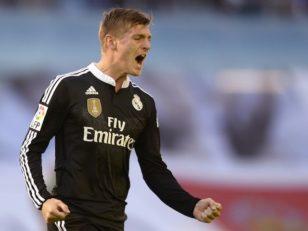 عملکرد کروس بازیکن رئال مادرید در دیدار برابر سلتاویگو