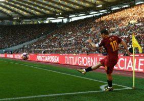خلاصه بازی آ اس رم مقابل جنوا در سایه خداحافظی کاپیتان توتی