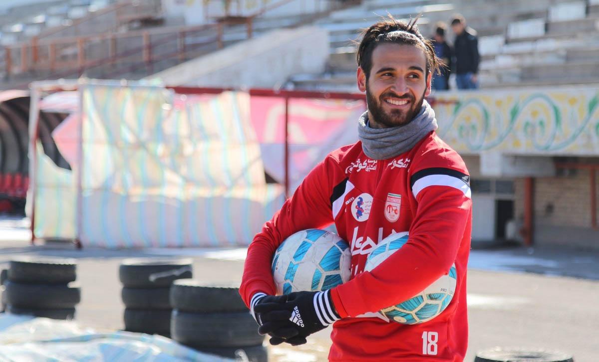 اقدامات نهایی احمد نوراللهی برای ترخیص از خدمت سربازی ؛ پارس فوتبال
