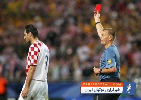 عجیب ترین اشتباه داوری در تاریخ جام جهانی 2006 در جریان بازی کرواسی و استرالیا