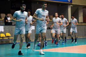 تیم ملی والیبال لیگ جهانی والیبال