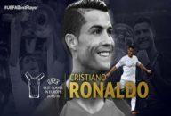 تبریک تولد مسی توسط رونالدو