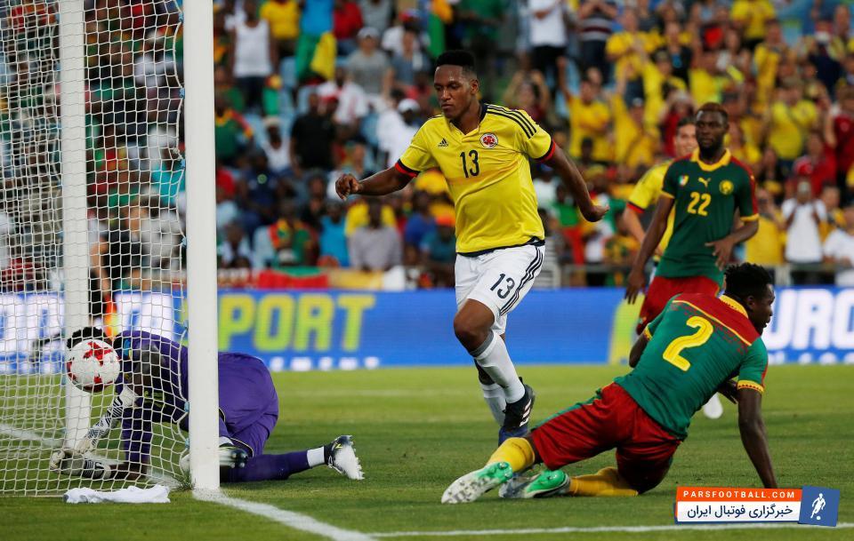 یری مینا هدف جدید بارسلونا ؛ تور بارسلونا برای صید مدافع کلمبیایی