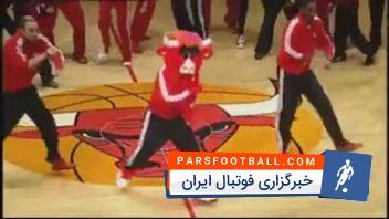 تواناترین دلقک مسابقات ورزشی
