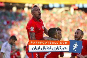 خلاصه بازی شیلی برابر پرتغال