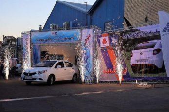 مراسم معرفی برلیانس H200 محصول شرکت پارس خودرو