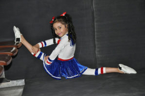 زهرا بیرامی ، دختر ژیمناستیک کار ایرانی