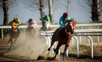 مسابقات کورس اسب دوانی نوروزآباد