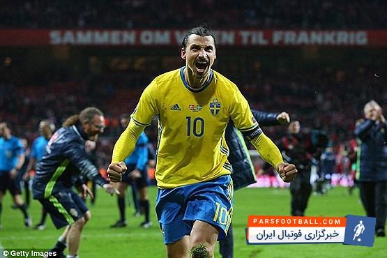 مردم سوئد مخالف بازگشت زلاتان به تیم ملی ؛ پارس فوتبال اولین خبرگزاری فوتبال ایران