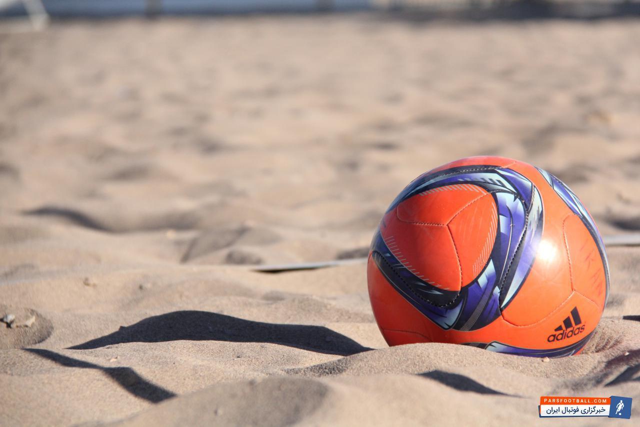 گزارش عجیب و غریب فوتبال ساحلی