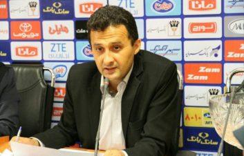 فریبرز محمودزاده مسئول کمیته نقل و انتقالات سازمان لیگ