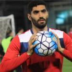 محمد انصاری مدافع پرسپولیس