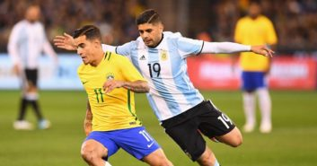 خلاصه بازی آرژانتین 1 -0 برزیل