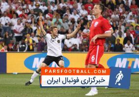 آلمان 4-1 انگلیس 2010