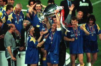 آخرین قهرمانی یوونتوس در لیگ قهرمانان اروپا