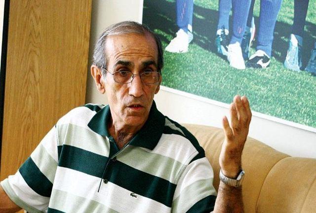 علی جباری : به منصوریان در استقلال باید فرصت داده شود