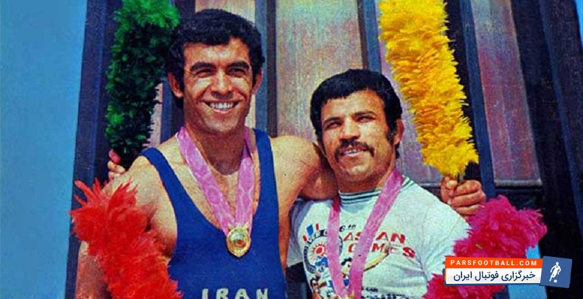 محمد نصیری ؛ قهرمان المپیک ایران در گزارشی پرده از راز زندگی خود برداشت ؛ پارس فوتبال