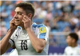 خوشحالی جنجالی والورده ستاره رئال مادرید