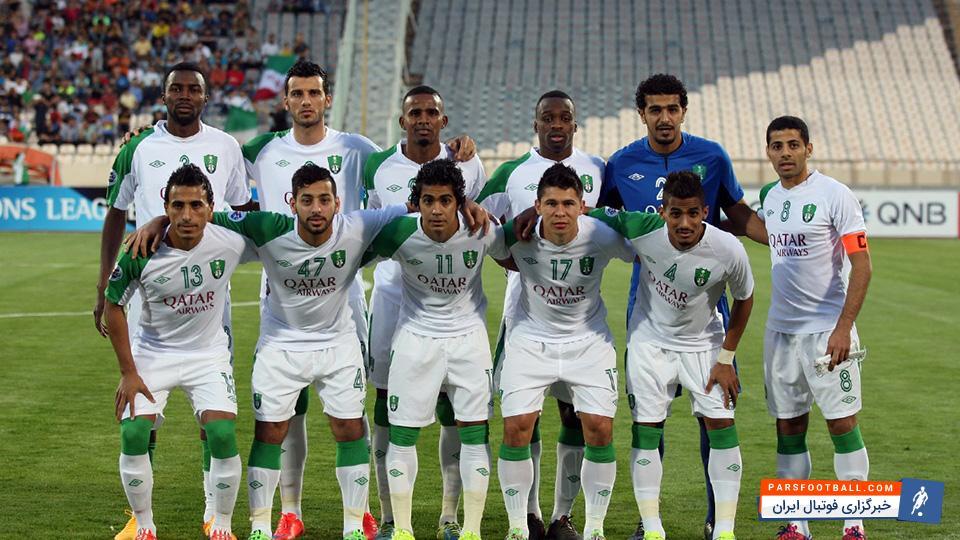 الاهلی عربستان ؛ انتخاب باشگاه الاهلی کشور امارات است