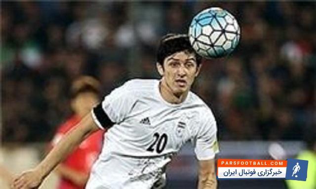 سردار آزمون ؛ پیروزی ایران در بازی تدارکاتی برابر مونتهنگرو