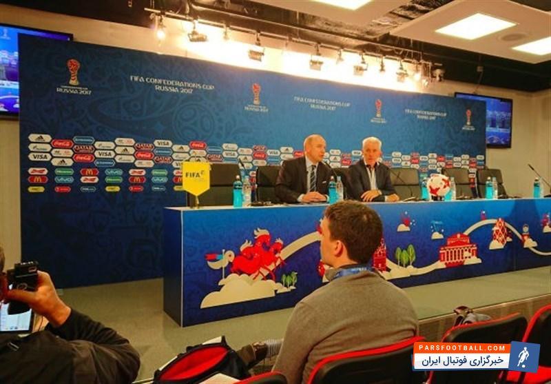 هوگو بروس : نتوانستیم پا به پای آلمان پیش برویم   خبرگزاری فوتبال ایران