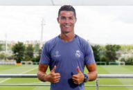 تمرینات رونالدو ستاره رئال مادرید