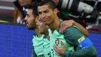 ثبت رکورد جدید رونالدو در پرتغال