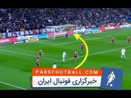 20 گل دیدنی رونالدو برای رئال مادرید
